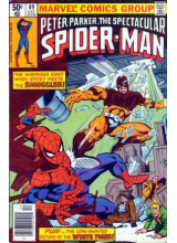 Комикс 1980-12 The Spectacular Spider-Man 49