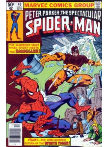 Comics 1980-12 The Spectacular Spider-Man 49