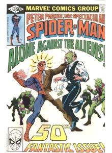 Comics 1981-01 The Spectacular Spider-Man 50