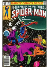 Комикс 1981-02 The Spectacular Spider-Man 51