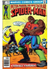 Комикс 1981-04 The Spectacular Spider-Man 53