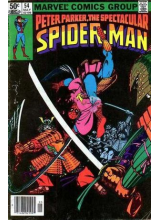 Комикс 1981-05 The Spectacular Spider-Man 54