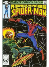 Комикс 1981-07 The Spectacular Spider-Man 56