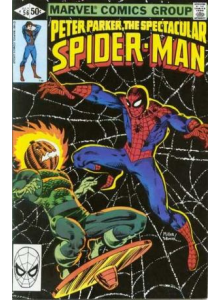 Comics 1981-07 The Spectacular Spider-Man 56