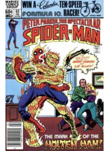 Комикс 1982-02 The Spectacular Spider-Man 63