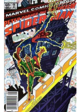 Комикс 1982-05 The Spectacular Spider-Man 66