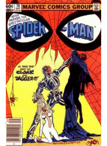 Comics 1982-09 The Spectacular Spider-Man 70
