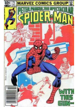 Комикс 1982-10 The Spectacular Spider-Man 71