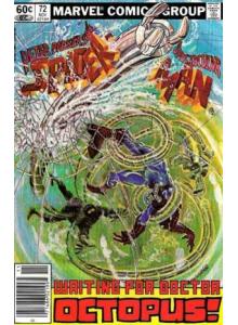 Comics 1982-11 The Spectacular Spider-Man 72