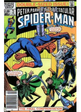 Комикс 1983-02 The Spectacular Spider-Man 75