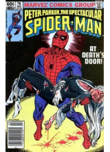 Комикс 1983-03 The Spectacular Spider-Man 76