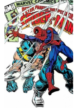 Комикс 1983-04 The Spectacular Spider-Man 77