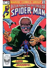 Комикс 1983-05 The Spectacular Spider-Man 78
