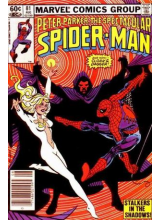 Комикс 1983-08 The Spectacular Spider-Man 81