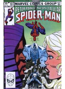 Comics 1983-09 The Spectacular Spider-Man 82