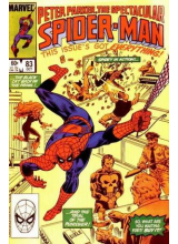 Комикс 1983-10 The Spectacular Spider-Man 83