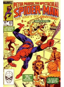 Comics 1983-10 The Spectacular Spider-Man 83
