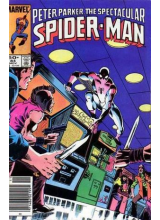 Комикс 1983-11 The Spectacular Spider-Man 84