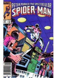 Comics 1983-11 The Spectacular Spider-Man 84