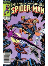 Комикс 1983-12 The Spectacular Spider-Man 85