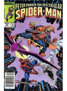 Comics 1983-12 The Spectacular Spider-Man 85