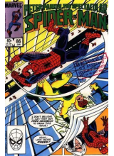 Комикс 1984-01 The Spectacular Spider-Man 86