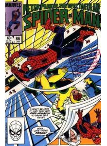 Comics 1984-01 The Spectacular Spider-Man 86