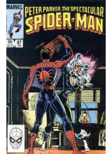 Комикс 1984-02 The Spectacular Spider-Man 87