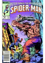 Комикс 1984-03 The Spectacular Spider-Man 88