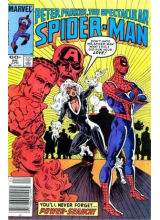 Комикс 1984-04 The Spectacular Spider-Man 89