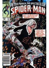 Комикс 1984-05 The Spectacular Spider-Man 90