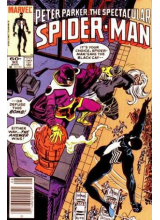 Комикс 1984-08 The Spectacular Spider-Man 93