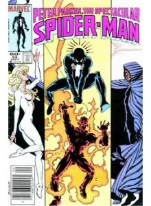 Комикс 1984-09 The Spectacular Spider-Man 94