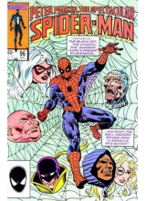 Комикс 1984-11 The Spectacular Spider-Man 96