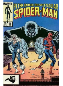 Комикс 1985-01 The Spectacular Spider-Man 98