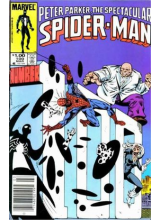 Комикс 1985-03 The Spectacular Spider-Man 100