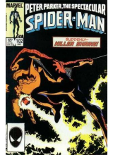 Комикс 1985-05 The Spectacular Spider-Man 102