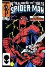 Комикс 1985-09 The Spectacular Spider-Man 106
