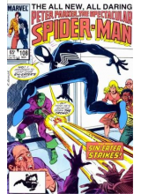 Комикс 1985-11 The Spectacular Spider-Man 108