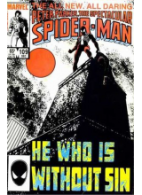 Комикс 1985-12 The Spectacular Spider-Man 109