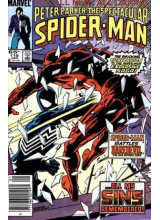 Комикс 1986-01 The Spectacular Spider-Man 110