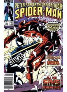 Comics 1986-01 The Spectacular Spider-Man 110
