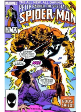 Комикс 1986-02 The Spectacular Spider-Man 111