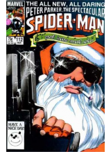 Комикс 1986-03 The Spectacular Spider-Man 112