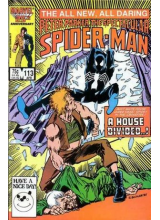 Комикс 1986-04 The Spectacular Spider-Man 113