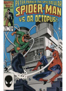 Комикс 1987-03 The Spectacular Spider-Man 124