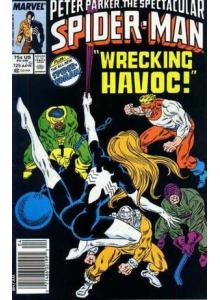 Comics 1987-04 The Spectacular Spider-Man 125