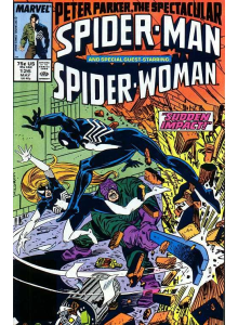 Комикс 1987-05 The Spectacular Spider-Man 126