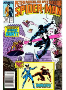 Comics 1987-07 The Spectacular Spider-Man 128
