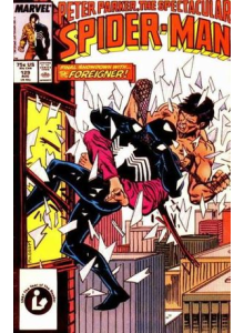 Комикс 1987-08 The Spectacular Spider-Man 129